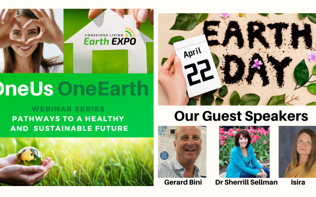 Earth Day Event April 22nd AWST 11am-1pm